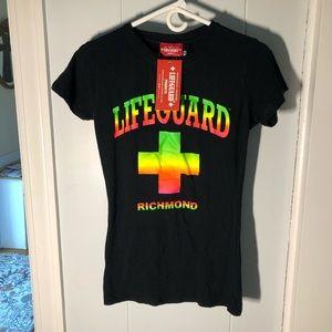 Other - girls lifeguard t-shirt
